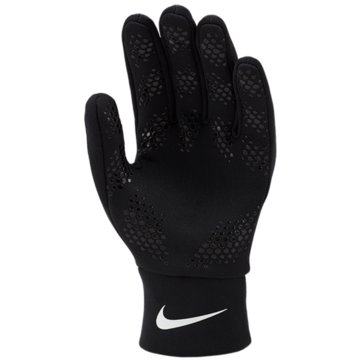 Nike TorwarthandschuheKIDS' NIKE HYPERWARM FIELD PLAYER schwarz