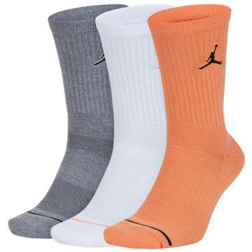 Jordan Hohe Socken grau