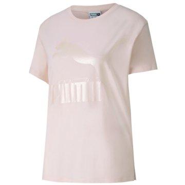 Puma Langarmshirt rosa