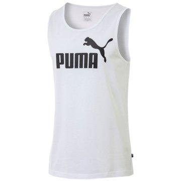 Puma TanktopsEssentials Tank weiß
