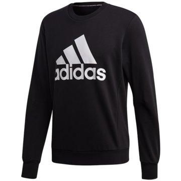 adidas SweatshirtsMust Haves Badge of Sport Crew Sweatshirt - DT9941 -