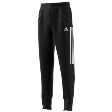 adidas Trainingshosen schwarz