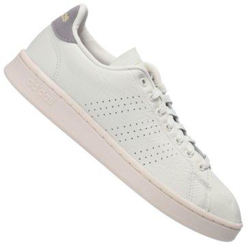 adidas Sneaker LowCloudfoam Advantage weiß