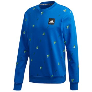 adidas SweatshirtsMUST HAVES GRAPHIC SWEATSHIRT - FL4027 -