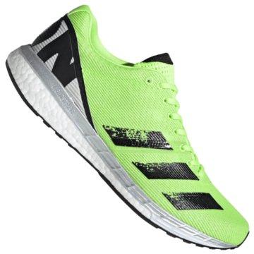 adidas Runningadizero Boston 8 m grün
