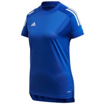 adidas FußballtrikotsCON20 TR JSY W - FJ7532 blau