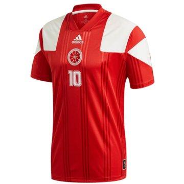 adidas FußballtrikotsCITY PACK KOPENHAGEN TRIKOT - FK3585 rot