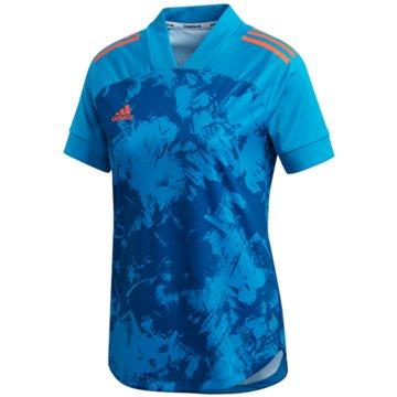 adidas FußballtrikotsCOND20 JSY PB W - FP9393 blau