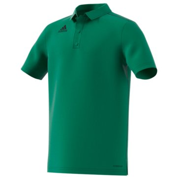adidas T-ShirtsCORE 18 CLIMALITE POLOSHIRT - FS1904 grün
