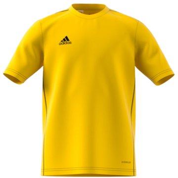 adidas FußballtrikotsCore 18 Trainingstrikot - FS1906 gelb