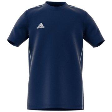 adidas FußballtrikotsCore 18 Tee - FS3248 blau