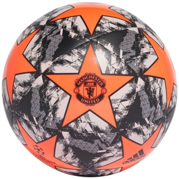 adidas FußbälleUCL FINALE 19 MANCHESTER UNITED CAPITANO BALL - DY2538 -