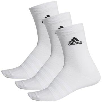 adidas Hohe SockenLIGHT CREW 3PP - DZ9393 -