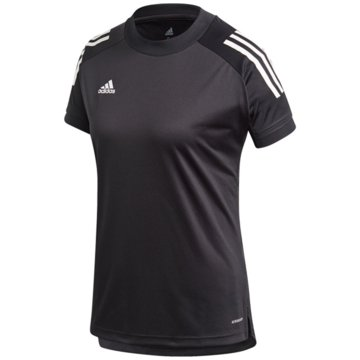 adidas FußballtrikotsCON20 TR JSY W - ED9226 schwarz
