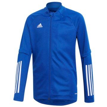 adidas ÜbergangsjackenCON20 TR JKT Y - FS7100 blau