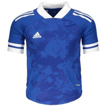 adidas FußballtrikotsCondivo 20 Trikot - FT7251 blau