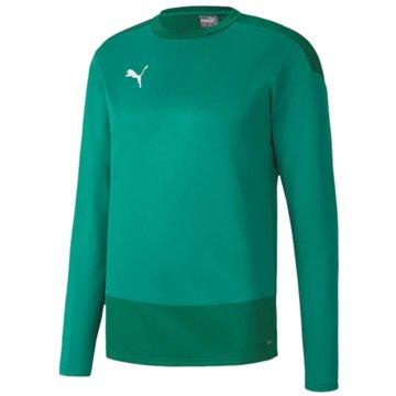 Puma Langarmshirt grün