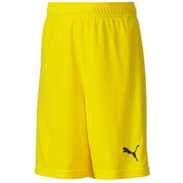 Puma Fußballshorts gelb