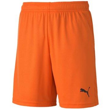 Puma Fußballshorts orange