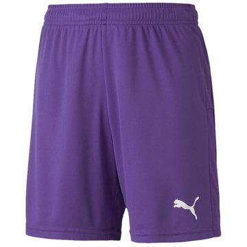 Puma Fußballshorts lila