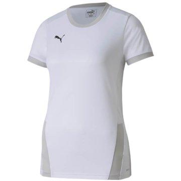 Puma Teamwear & Trikotsätze weiß