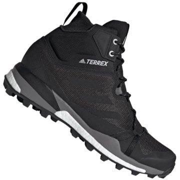 adidas Outdoor SchuhTerrex Skychaser LT Boost Mid GTX schwarz