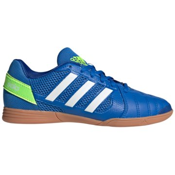 adidas Hallen-SohleTOP SALA SCHUH - FV2632 blau