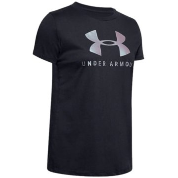 Under Armour T-Shirts schwarz