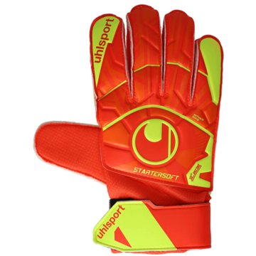 Uhlsport TorwarthandschuheDYNAMIC IMPULSE STARTER SOFT - 1011148 orange