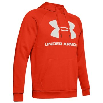 Under Armour SweatshirtsRIVAL FLEECE SPORTSTYLE LOGO HOODIE - 1345628 -