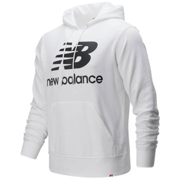 New Balance HoodiesMT91547 - 690950 60 weiß