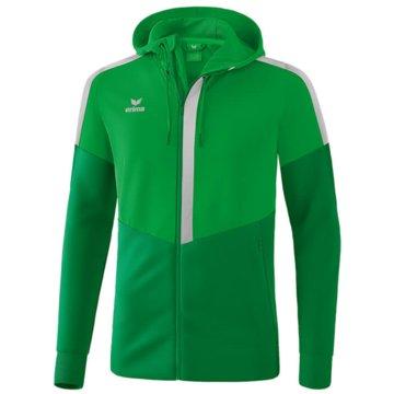 Erima Sweatjacken grün