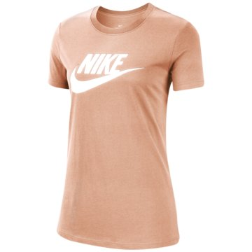 Nike T-ShirtsNike Sportswear Essential T-Shirt - BV6169-666 coral