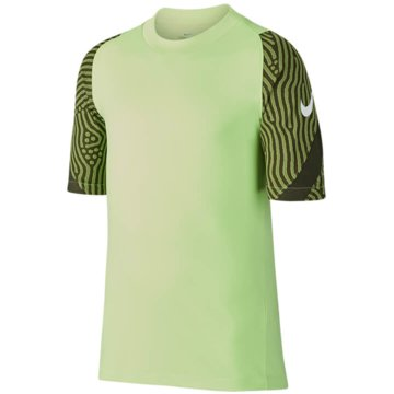 Nike FunktionsshirtsNike Breathe Strike Big Kids' Short-Sleeve Soccer Top - BV9458-358 grün