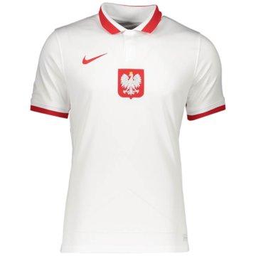 Nike Fan-TrikotsPOLAND 2020 STADIUM HOME - CD0722-100 -