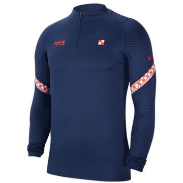 Nike Fan-Pullover & SweaterCroatia Strike Men's Soccer Drill Top - CD2192-410 -