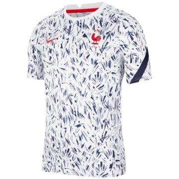Nike Fan-T-ShirtsFFF Men's Short-Sleeve Soccer Top - CD2578-100 -