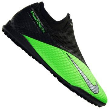 Nike Multinocken-SohleNike Phantom Vision 2 Academy Dynamic Fit TF Artificial-Turf Soccer Shoe - CD4172-306 grün