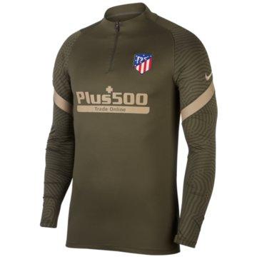 Nike Fan-Pullover & SweaterAtlético de Madrid Strike Men's Soccer Drill Top - CD4923-326 -