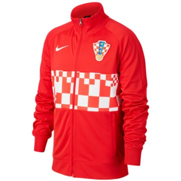 Nike Fan-Jacken & WestenCroatia Big Kids' Track Jacket - CI8417-657 -