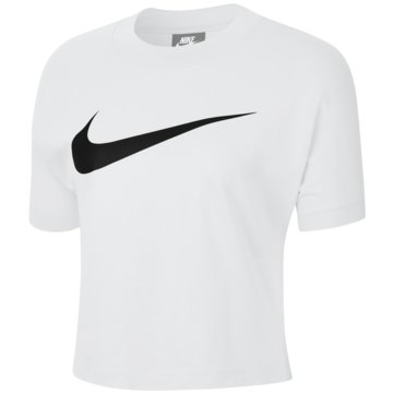 Nike T-ShirtsNike Sportswear Swoosh - CJ3764-100 weiß