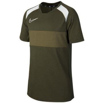 Nike Funktionsshirts oliv