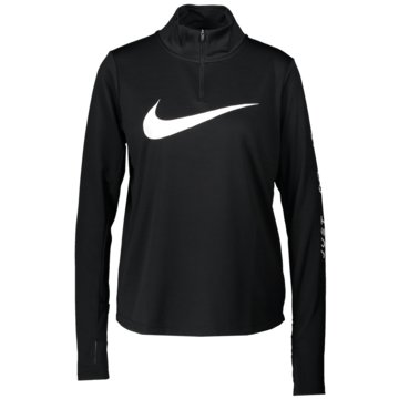 Nike SweatshirtsNike Women's 1/4-Zip Running Top - CK0175-010 -