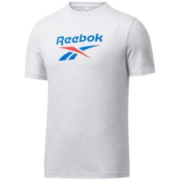 Reebok T-Shirts weiß