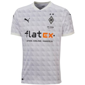 Puma Fan-TrikotsBorussia Mönchengladbach Home Trikot 2020/2021 -