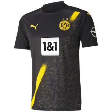 Puma Fan-TrikotsBVB Away Replica Jersey 2020/2021 -