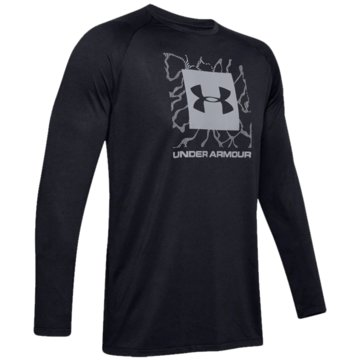 Under Armour LangarmshirtPROJECT ROCK CHARGED COTTON LS - 1351526 -