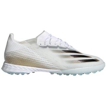 adidas Multinocken-SohleX Ghosted.1 TF weiß