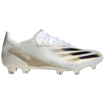 adidas Nocken-SohleX GHOSTED.1 FG - EG8258 weiß