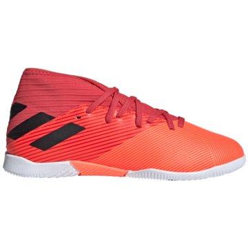 adidas Hallen-Sohle orange